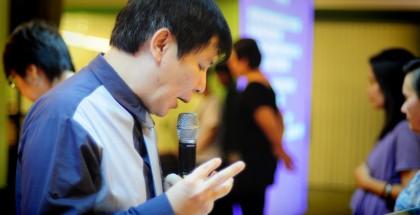 Rev. Toh Nee Lim - David talks about his God