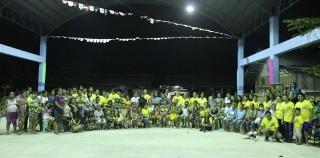 2017 Pasta Paskua and Community Caroling