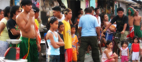 SOS Barangay Crusade