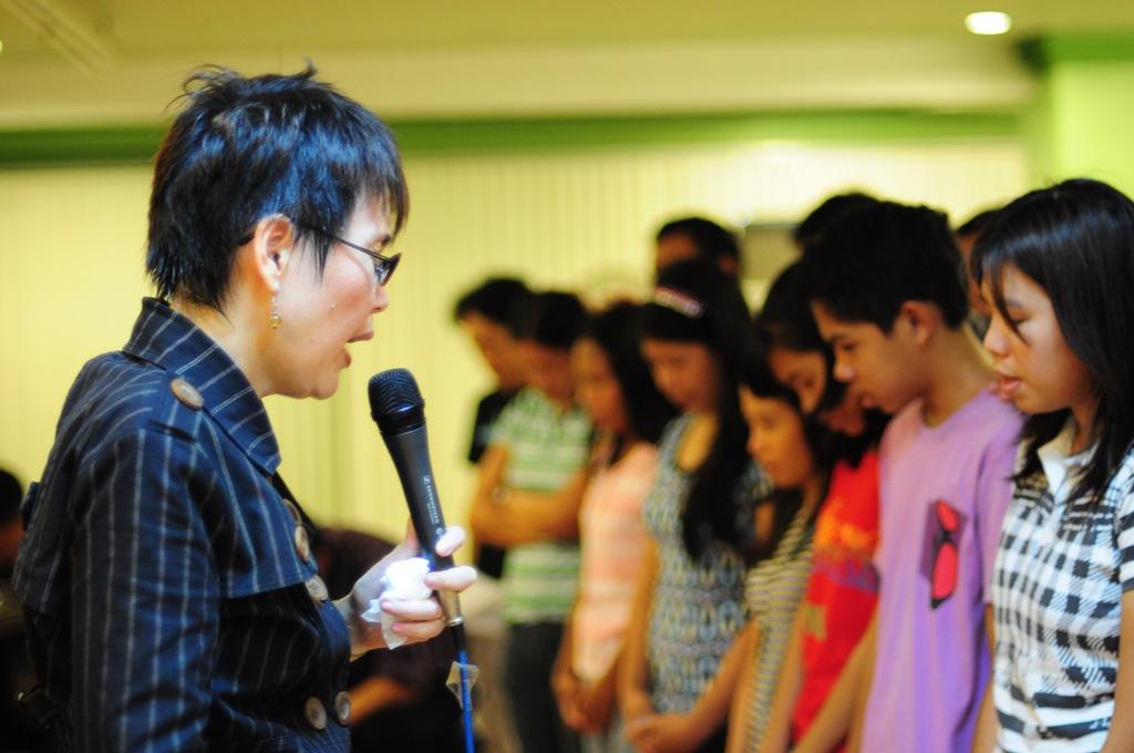 Rev. Lily Lim |Life's Too Short | Sermon