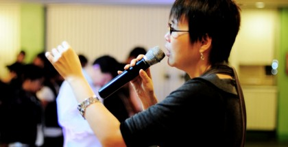 Rev. Lily Lim Sermon on Life Sucks