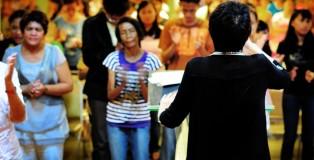 Rev. Lily Lim - Sermon on You Are God - Dec. 5, 2010