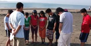Quarterly Water Baptism