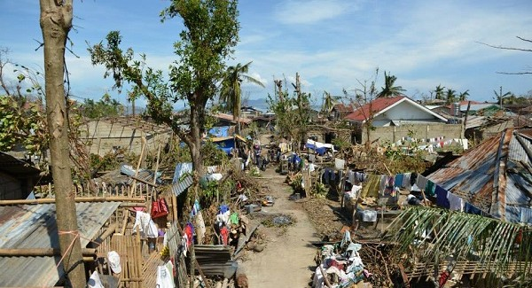 Yolanda's Destruction: Northern Panay