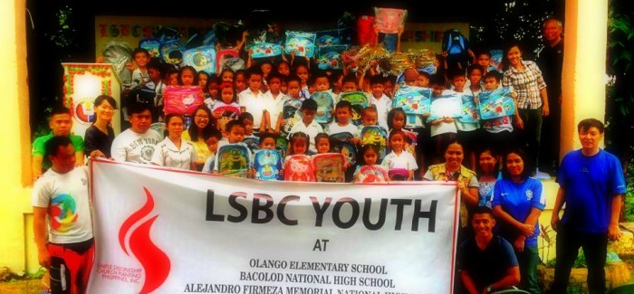 Miagao Mission Trip with LSBC Youth