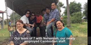 Evangel Tabernacle's (ETAB) First Foreign Mission