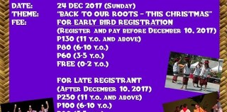 What's Up At ETAB For This Coming Christmas?