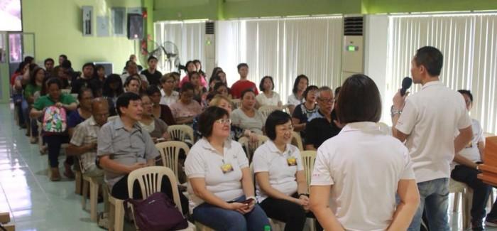 Healing Room Ministry By LSBC At ETAB